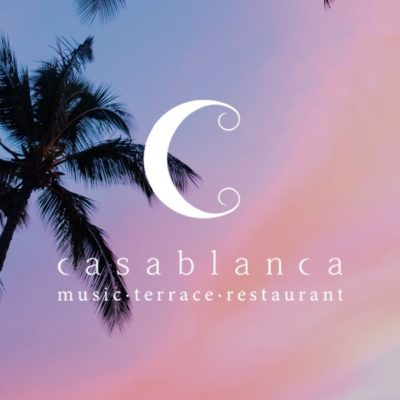 Casablanca Music-Terrace