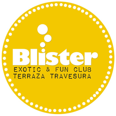 Blister exotic & fun Club, terraza Travesura