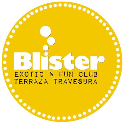 Blister exotic & fun Club, terraza Travesura