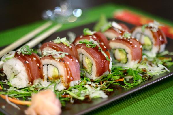Asian Sushi