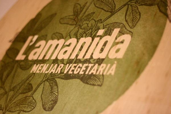L'Amanida Menjar Vegetarià