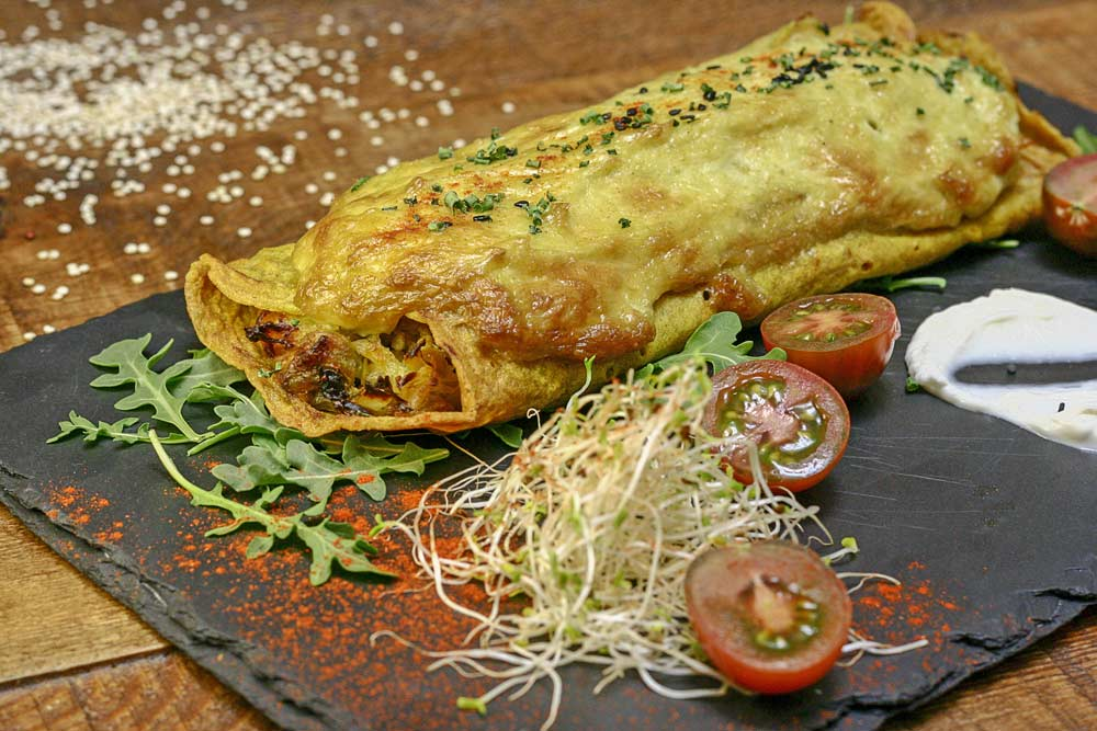 Restaurante Enkuentro Castellón · Vegano vegetariano
