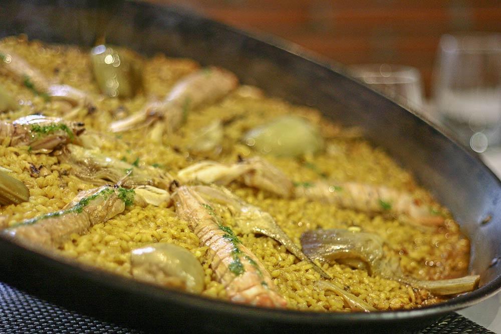 Restaurante El Cigró Castellón 1